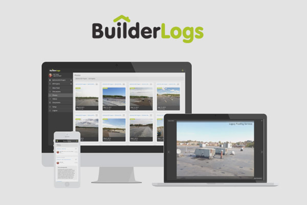 Logo Design - BuilderLogs