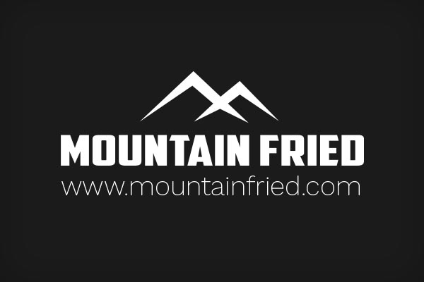 Logo Design - Mountain Fried